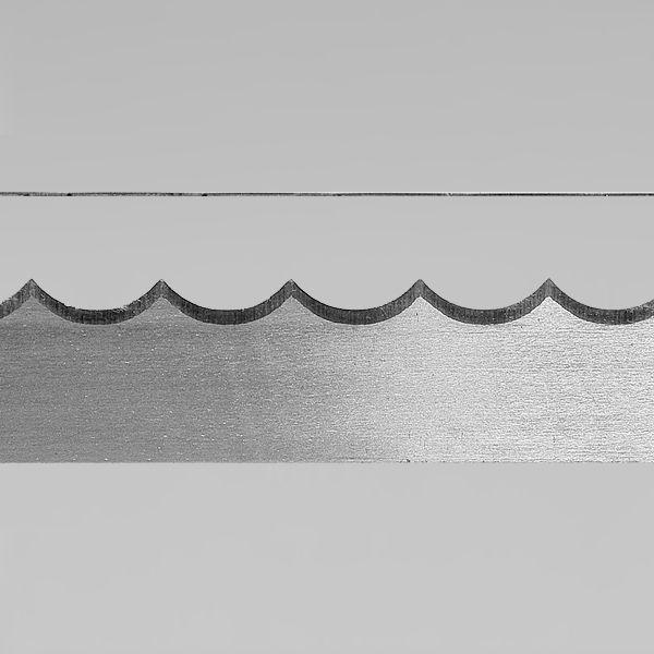 HEMA blade concave