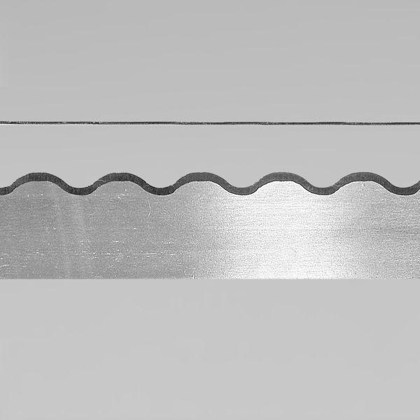 HEMA blade convex